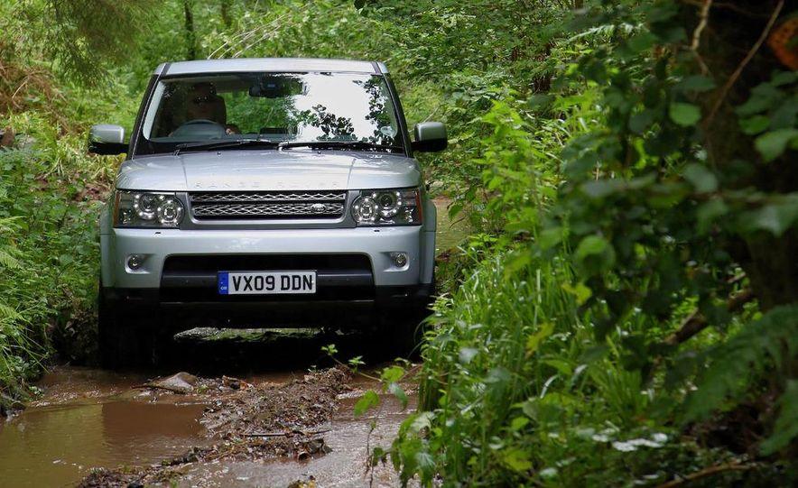 2010 Land Rover Ranger Rover Sport - Slide 5