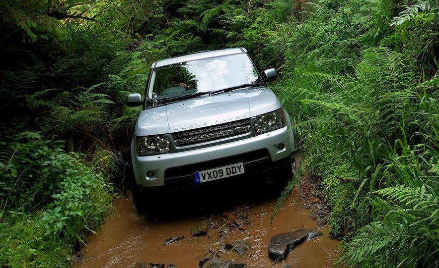 2010 Land Rover Ranger Rover Sport - Slide 6