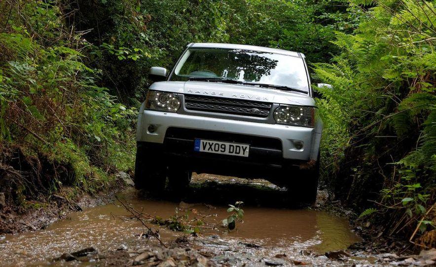 2010 Land Rover Ranger Rover Sport - Slide 7
