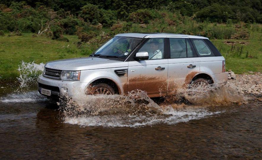 2010 Land Rover Ranger Rover Sport - Slide 8