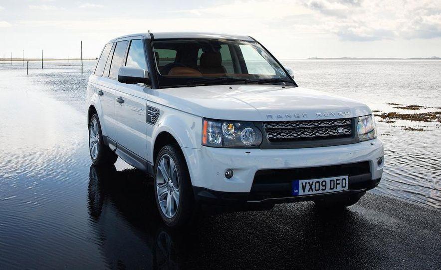 2010 Land Rover Ranger Rover Sport - Slide 3