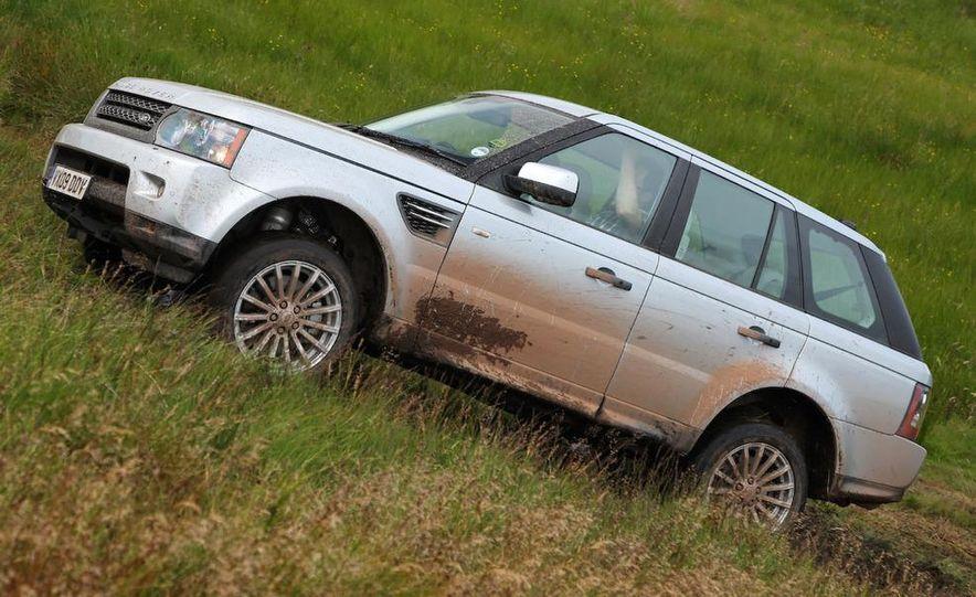 2010 Land Rover Ranger Rover Sport - Slide 4