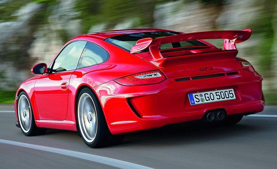 2010 Porsche 911 Turbo Cabriolet - Slide 9