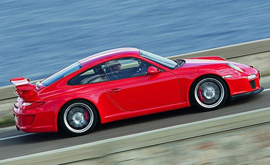 2010 Porsche 911 Turbo Cabriolet - Slide 14