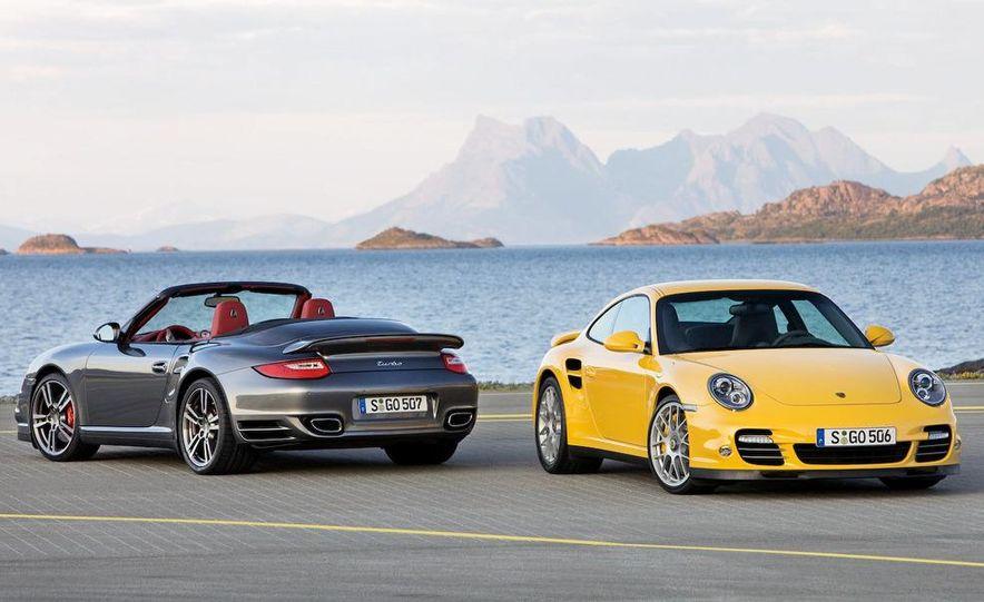 2010 Porsche 911 Turbo Cabriolet - Slide 7