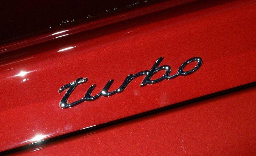 2010 Porsche 911 Turbo Cabriolet - Slide 21