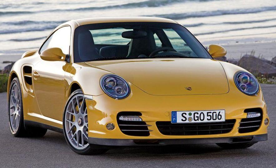 2010 Porsche 911 Turbo Cabriolet - Slide 4