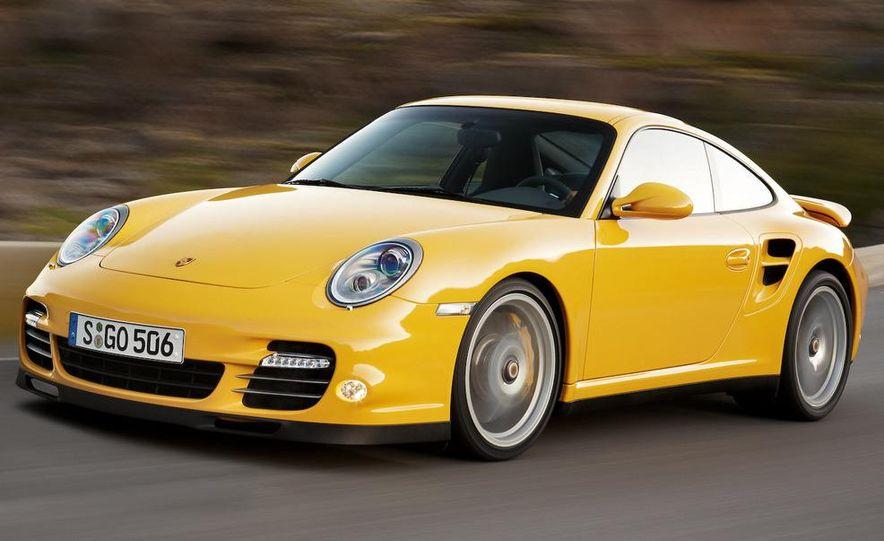 2010 Porsche 911 Turbo Cabriolet - Slide 5