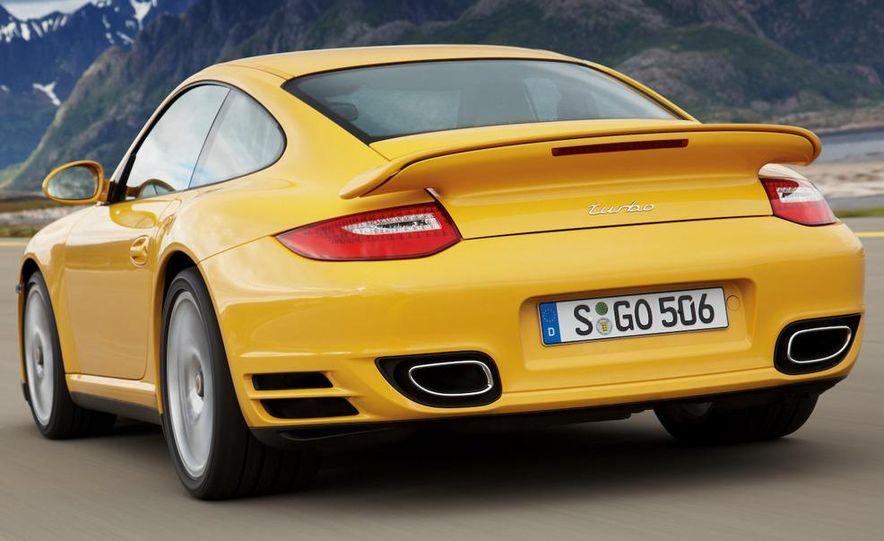 2010 Porsche 911 Turbo Cabriolet - Slide 6