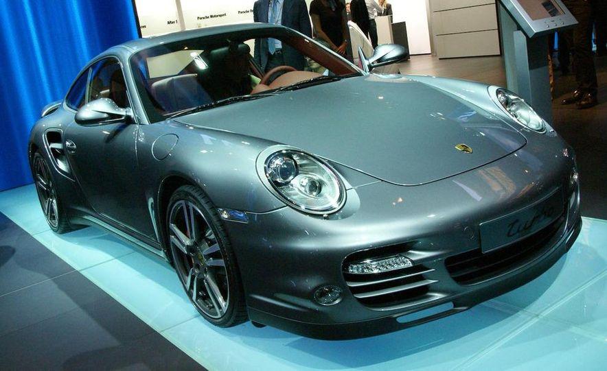 2010 Porsche 911 Turbo Cabriolet - Slide 49