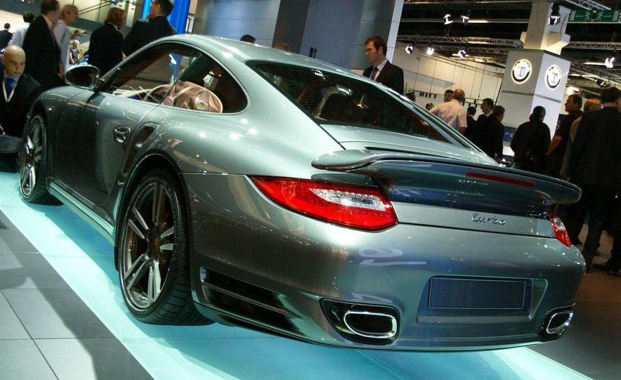 2010 Porsche 911 Turbo Cabriolet - Slide 50