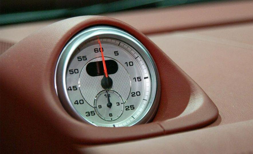 2010 Porsche 911 Turbo Cabriolet - Slide 46