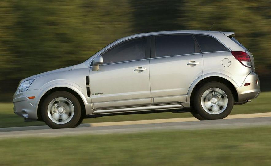 2009 Saturn Vue hybrid - Slide 1
