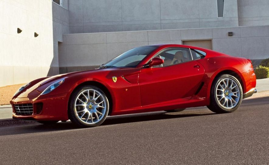 2009 Ferrari 430 Scuderia - Slide 11