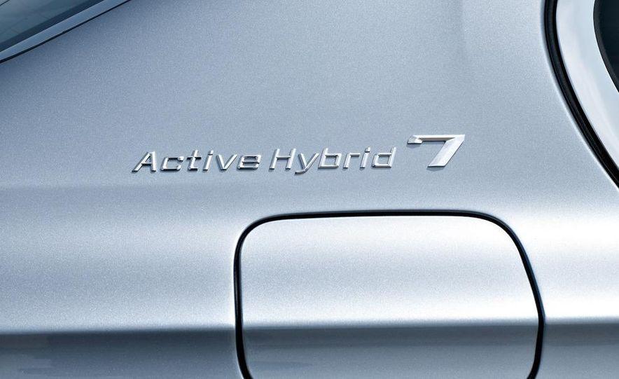 2010 BMW ActiveHybrid 7 - Slide 18