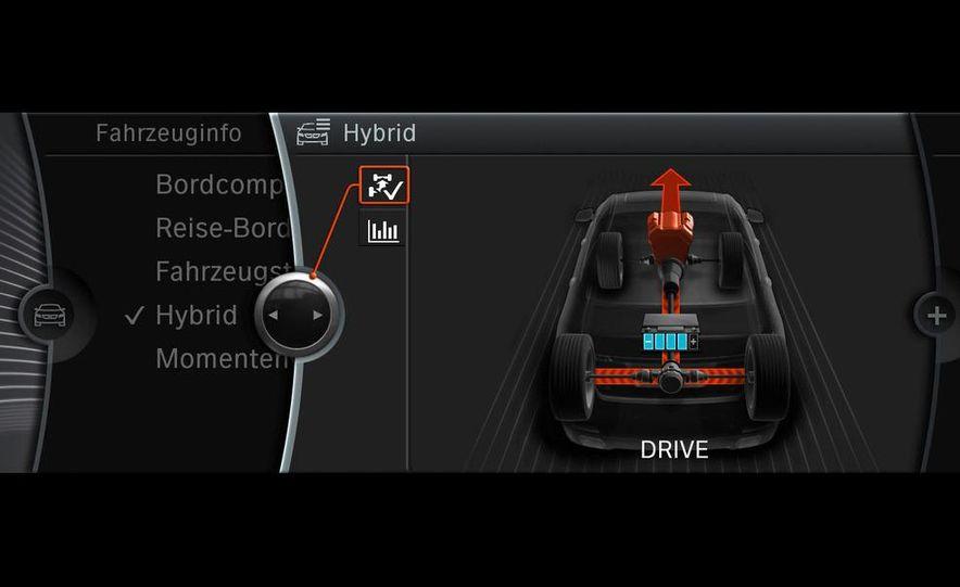 2010 BMW ActiveHybrid 7 - Slide 35