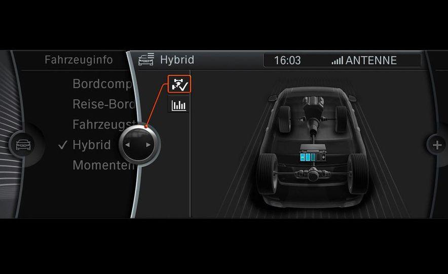 2010 BMW ActiveHybrid 7 - Slide 37