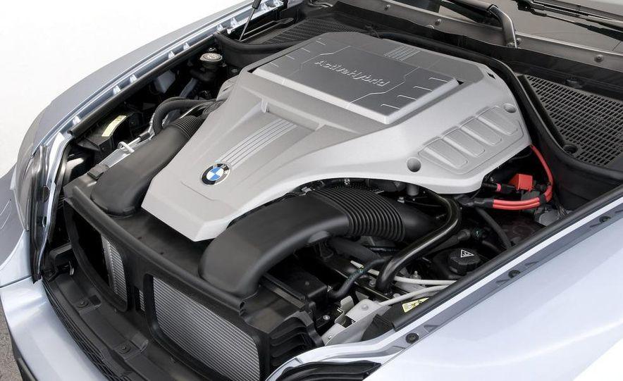 2010 BMW ActiveHybrid X6 - Slide 45
