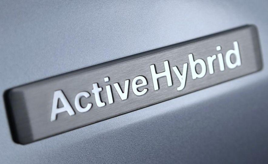 2010 BMW ActiveHybrid X6 - Slide 52