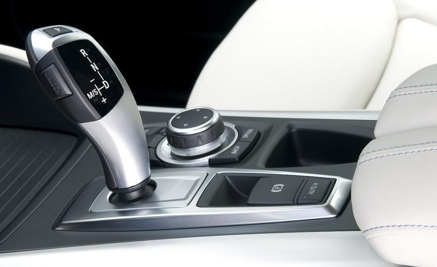 2010 BMW ActiveHybrid X6 - Slide 51