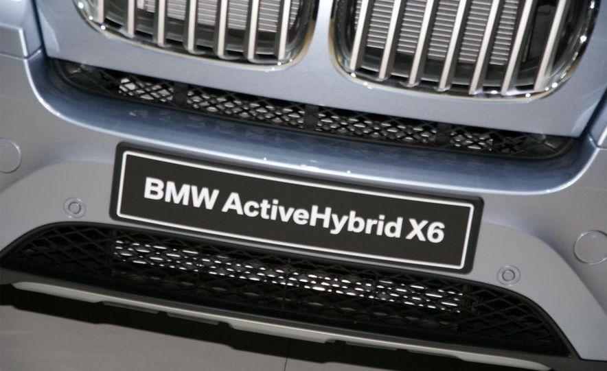 2010 BMW ActiveHybrid X6 - Slide 5