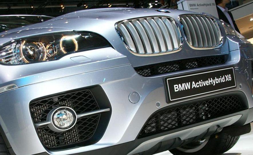 2010 BMW ActiveHybrid X6 - Slide 2