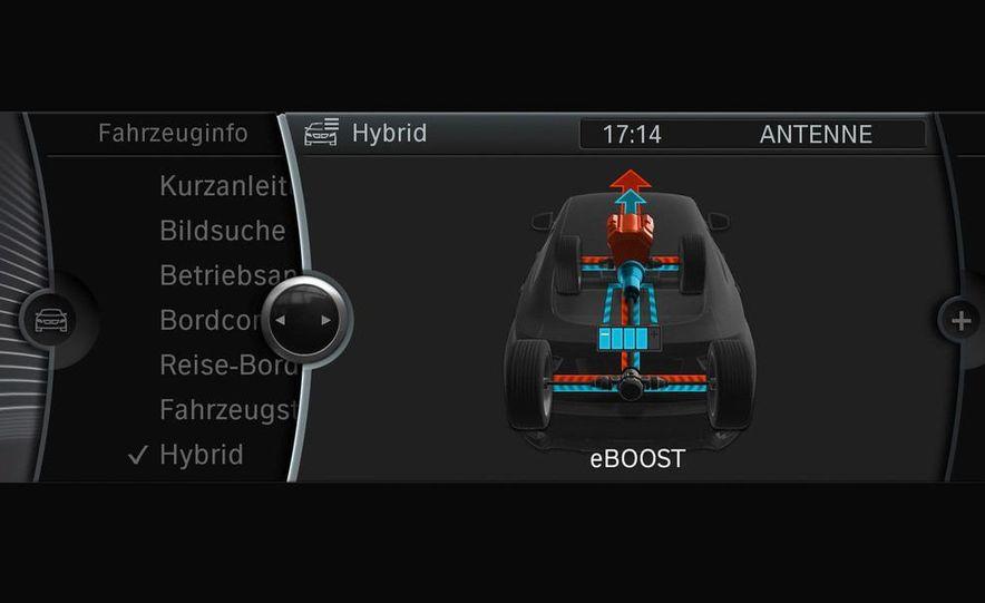 2010 BMW ActiveHybrid X6 - Slide 25