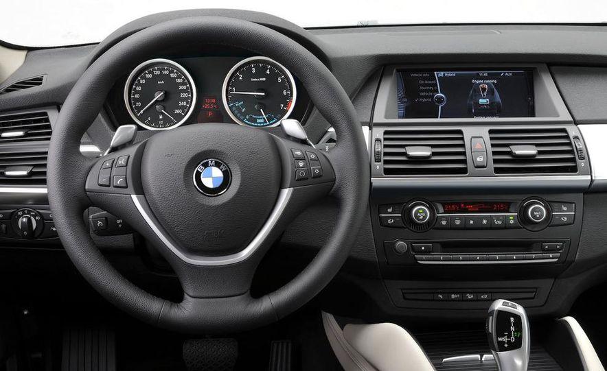 2010 BMW ActiveHybrid X6 - Slide 58