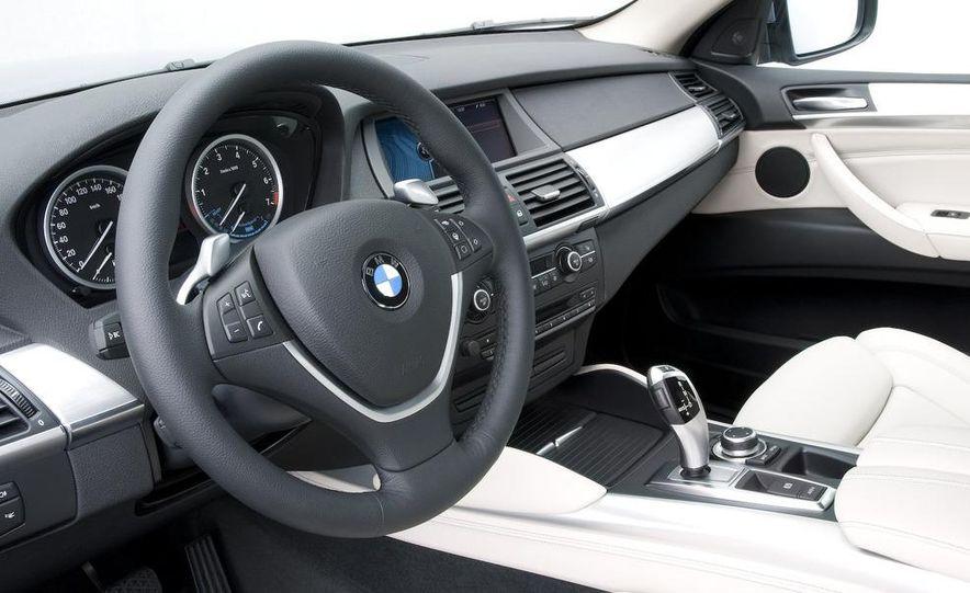 2010 BMW ActiveHybrid X6 - Slide 60