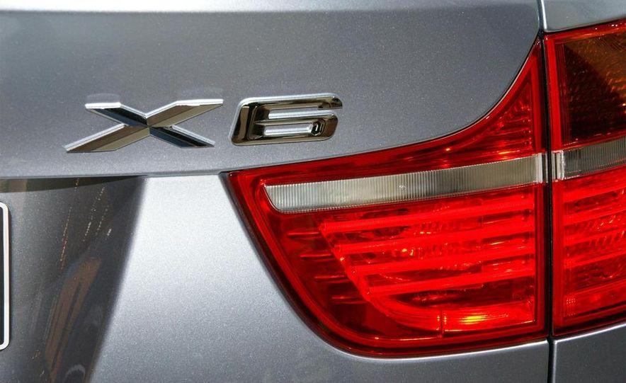 2010 BMW ActiveHybrid X6 - Slide 8