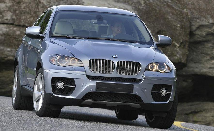 2010 BMW ActiveHybrid X6 - Slide 16