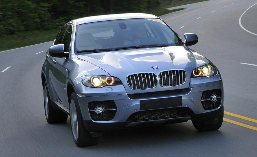 2010 BMW ActiveHybrid X6 - Slide 22