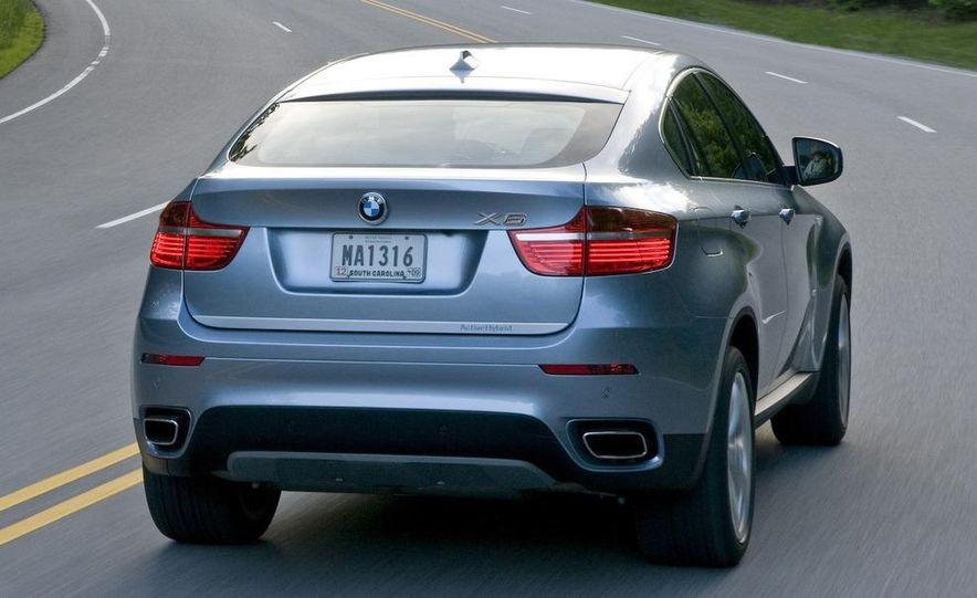 2010 BMW ActiveHybrid X6 - Slide 23