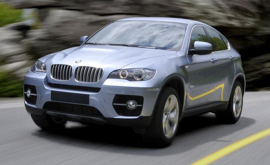 2010 BMW ActiveHybrid X6 - Slide 27