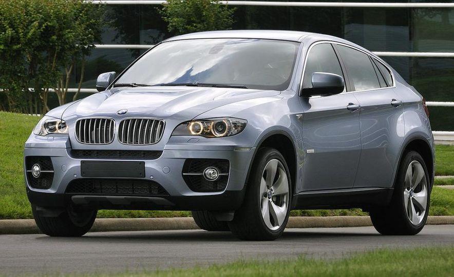 2010 BMW ActiveHybrid X6 - Slide 30