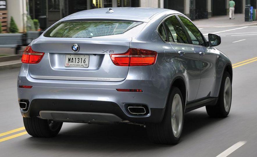 2010 BMW ActiveHybrid X6 - Slide 34