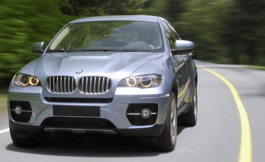 2010 BMW ActiveHybrid X6 - Slide 36