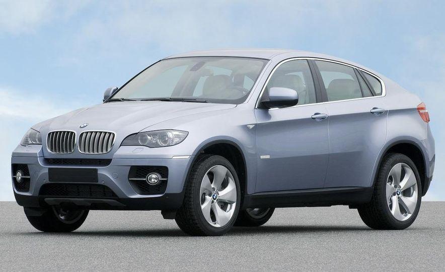 2010 BMW ActiveHybrid X6 - Slide 40