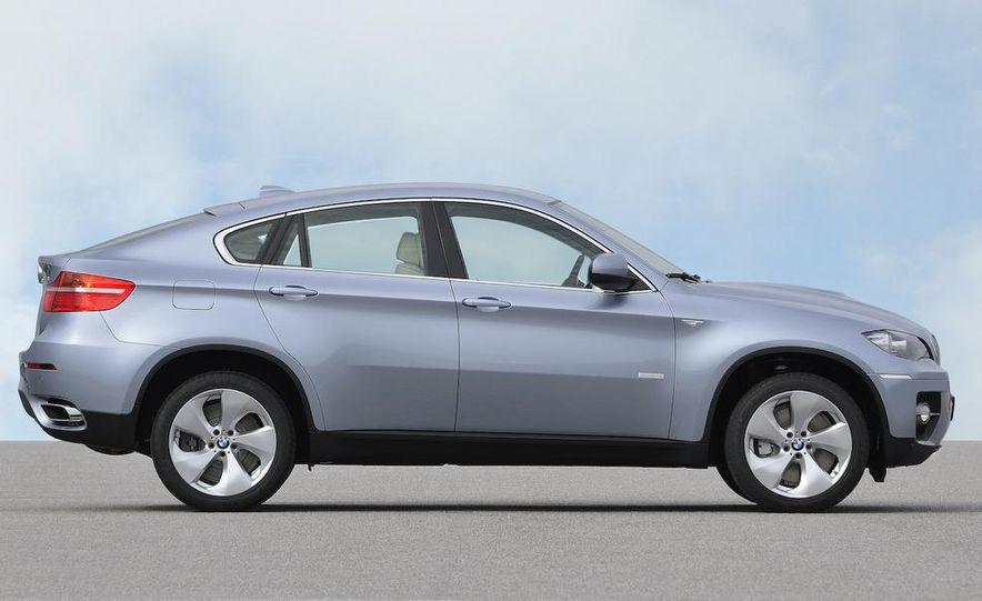 2010 BMW ActiveHybrid X6 - Slide 41