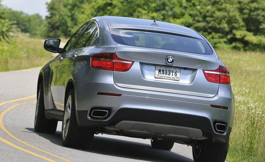 2010 BMW ActiveHybrid X6 - Slide 61