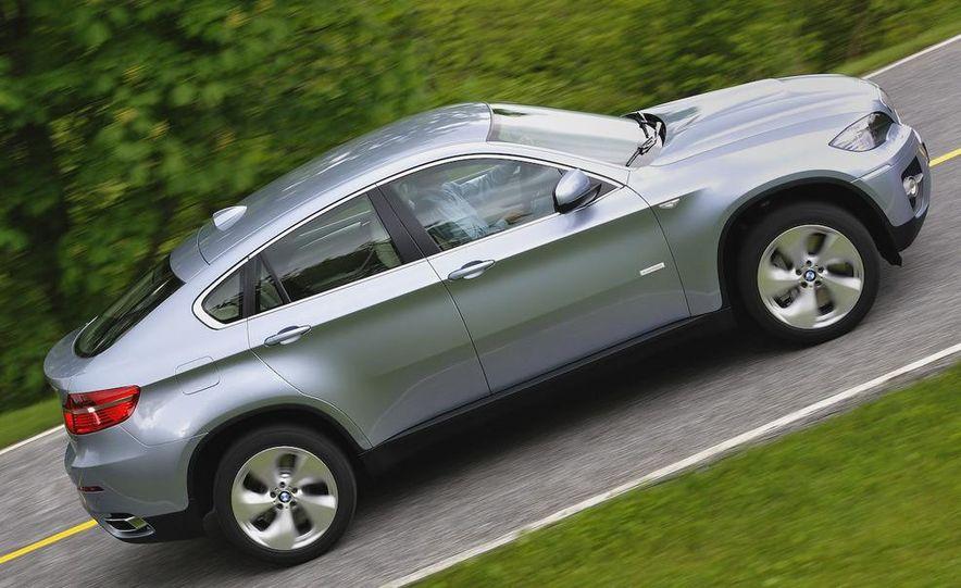 2010 BMW ActiveHybrid X6 - Slide 63