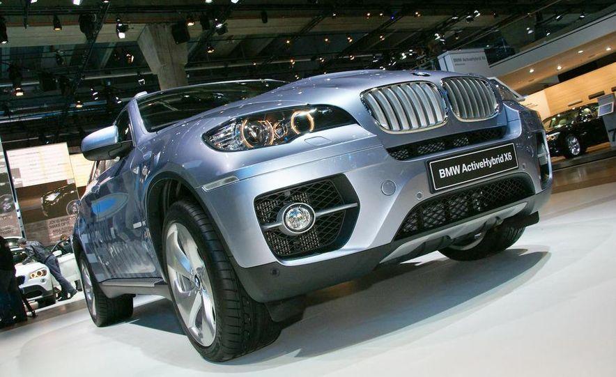 2010 BMW ActiveHybrid X6 - Slide 1
