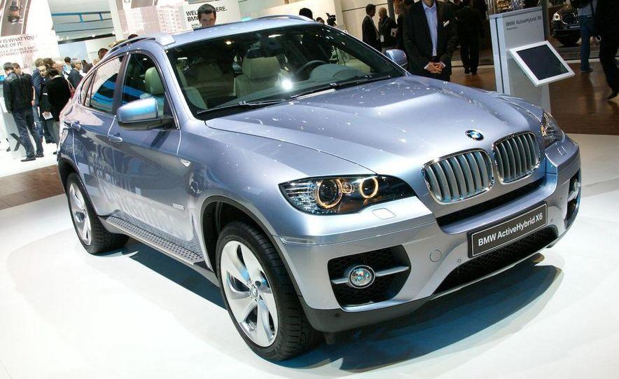 2010 BMW ActiveHybrid X6 - Slide 3