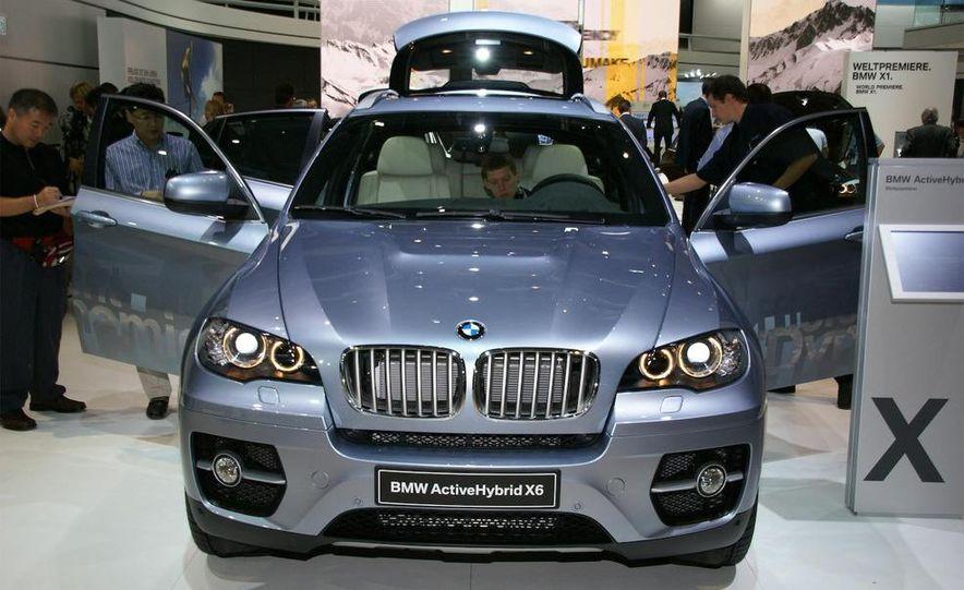2010 BMW ActiveHybrid X6 - Slide 4