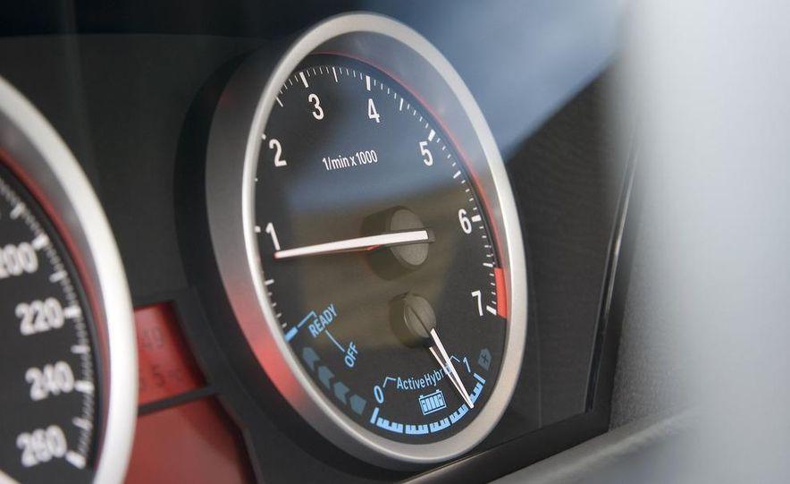2010 BMW ActiveHybrid X6 - Slide 49