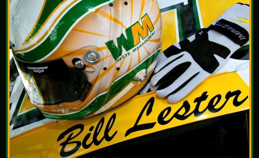 Bill Lester - Slide 11