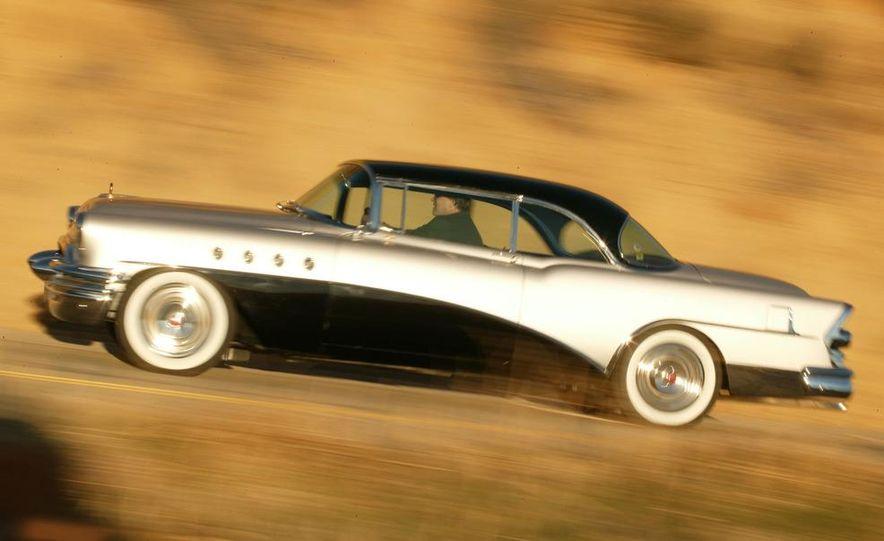 Jay Leno's 1955 Buick Roadmaster - Slide 1