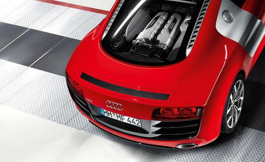 2010 Audi R8 5.2 V-10 FSI Quattro LED headlight and daytime-running-light - Slide 27