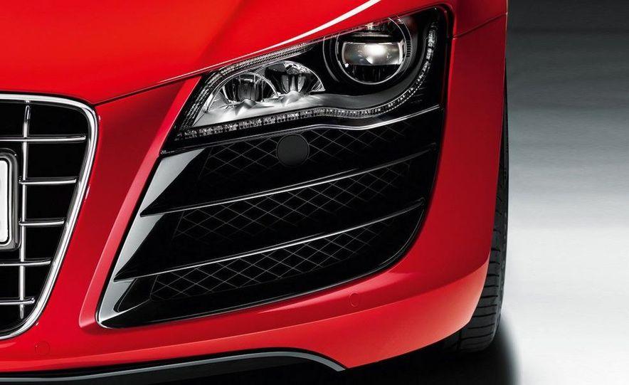2010 Audi R8 5.2 V-10 FSI Quattro LED headlight and daytime-running-light - Slide 8