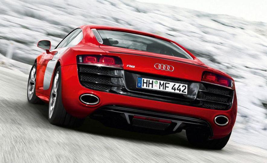 2010 Audi R8 5.2 V-10 FSI Quattro LED headlight and daytime-running-light - Slide 20